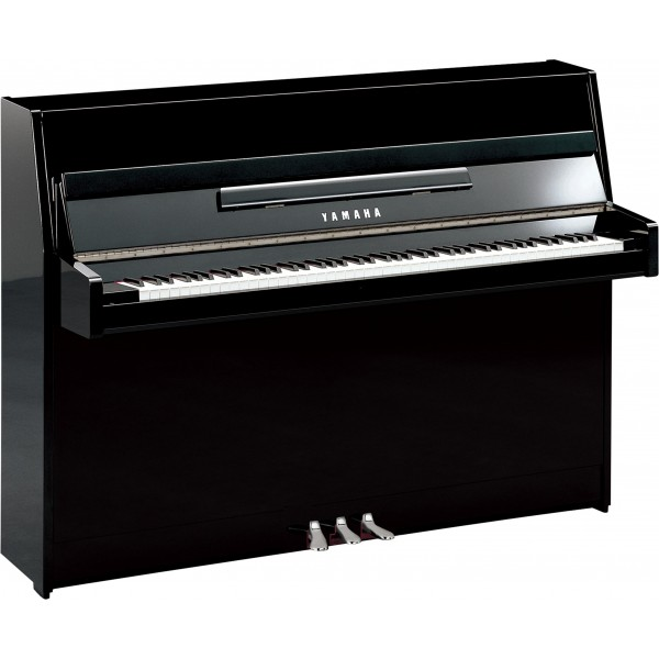 Yamaha B1 Upright Piano with Chrome fittings