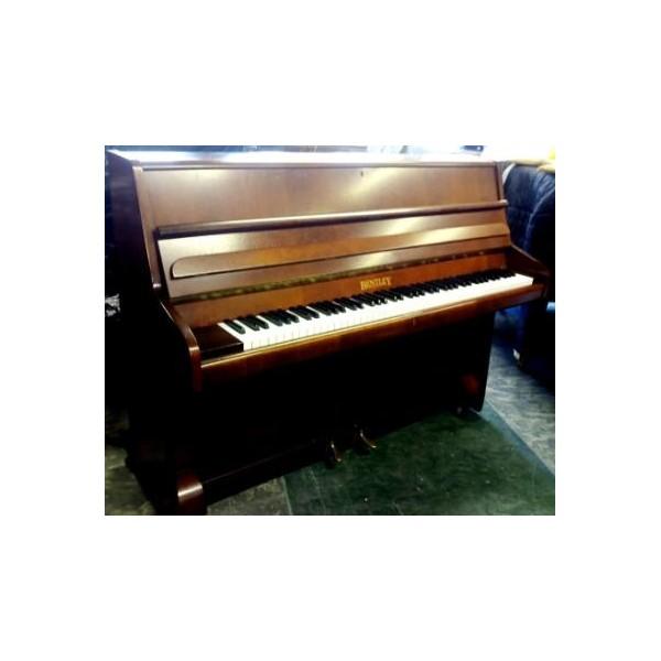 Bentley Upright Piano in Mahagony Polish