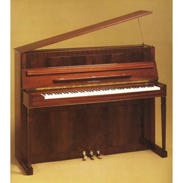Schimmel Upright Piano 112 Empire