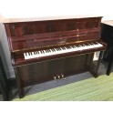 SOLD - Schimmel 112 Empire in Pyramid Mahogany Polyester