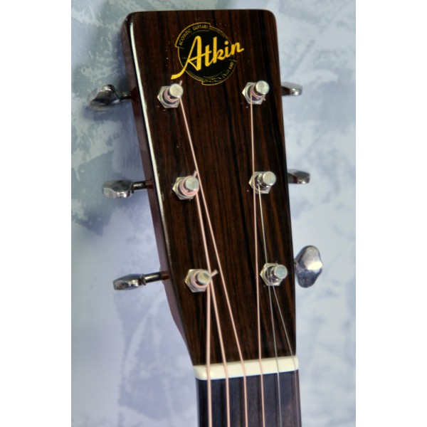 Atkin Essential OOO Relic Acoustic Guitar