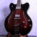 Hofner Verythin Special w/ Bigsby Cherry Red