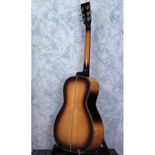 Auden Marlow Maple Sunburst Electro-Acoustic Guitar