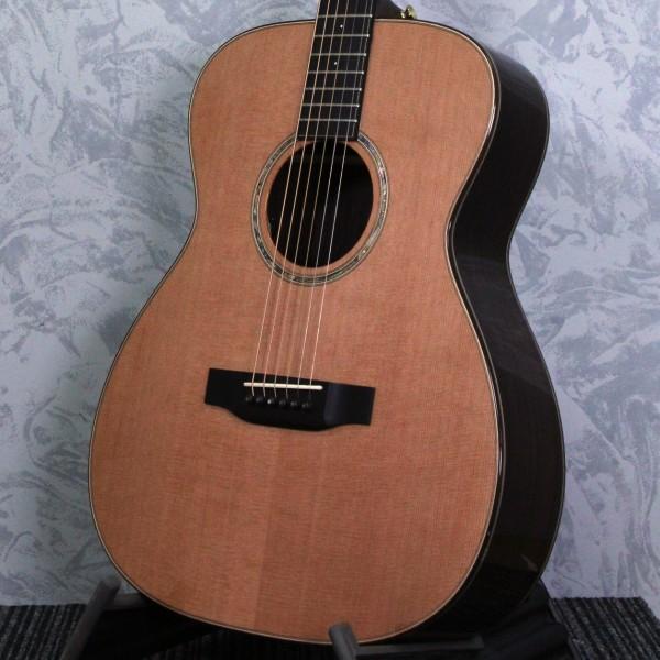 Auden Bowman Cedar Electro-Acoustic Guitar