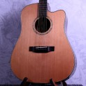 Auden Colton Cedar Cutaway Electro Acoustic Guitar