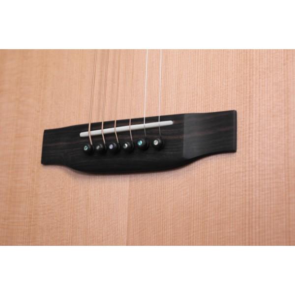 Auden Artist Colton Cedar Mahogany Electro Acoustic Guitar