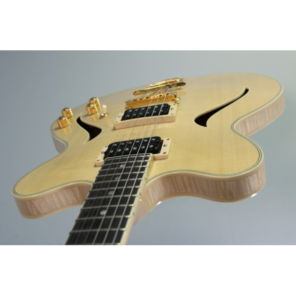 Hofner Verythin Classic Natural