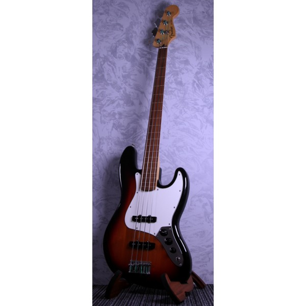 Fender Player Fretless Jazz Bass Sunburst