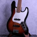 Fender Player Fretless Jazz Bass Sunburst