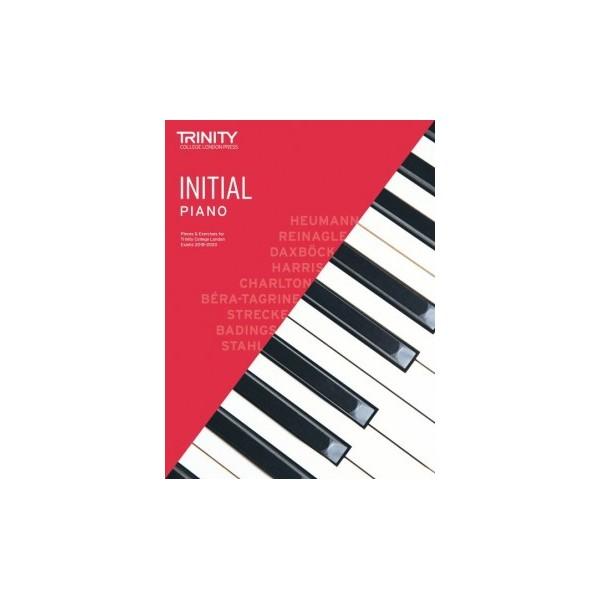 Trinity Piano Exam Pieces 2018–2020 - Initial