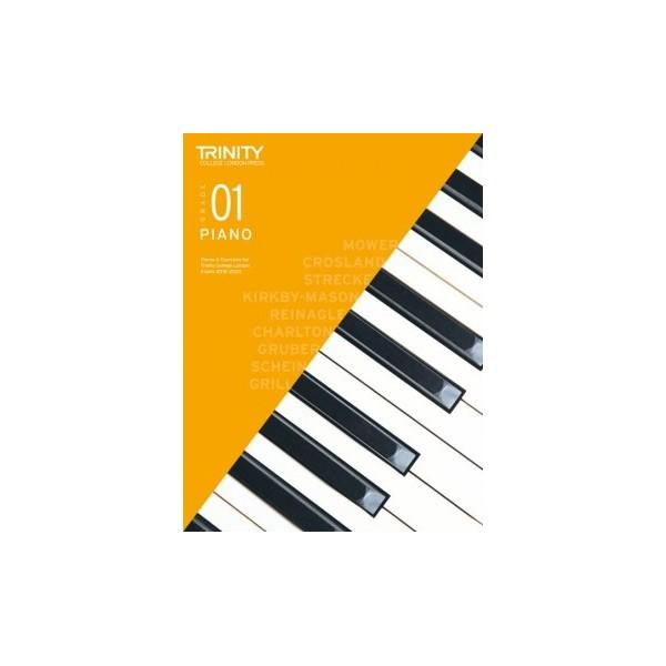 Trinity Piano Exam Pieces 2018–2020, Initial