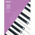 Trinity Piano Exam Pieces 2018–2020, Grade 3 (Three)