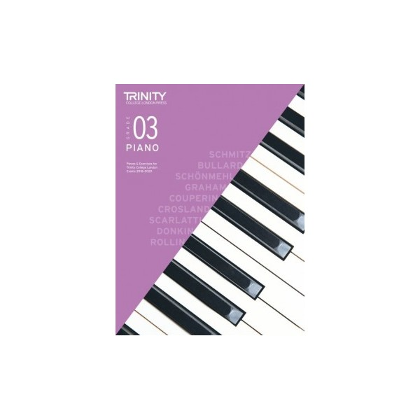 Trinity Piano Exam Pieces 2018–2020, Grade 2 (Two)