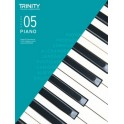 Trinity Piano Exam Pieces 2018–2020, Grade 5 (Five)