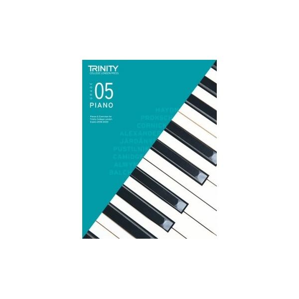 Trinity Piano Exam Pieces 2018–2020, Grade 4 (Four)