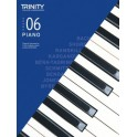 Trinity Piano Exam Pieces 2018–2020, Grade 6 (Six)
