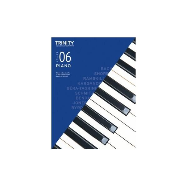 Trinity Piano Exam Pieces 2018–2020, Grade 5 (Five)