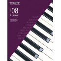 Trinity Piano Exam Pieces 2018–2020, Grade 8 (Eight)