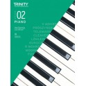Trinity Piano Exam Pieces 2018–2020, Grade 2 (Two), with CD