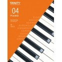 Trinity Piano Exam Pieces 2018–2020, Grade 4 (Four), with CD