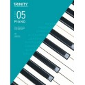 Trinity Piano Exam Pieces 2018–2020, Grade 5 (Five), with CD