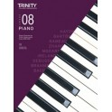 Trinity Piano Exam Pieces 2018–2020, Grade 8 (Eight), with CD