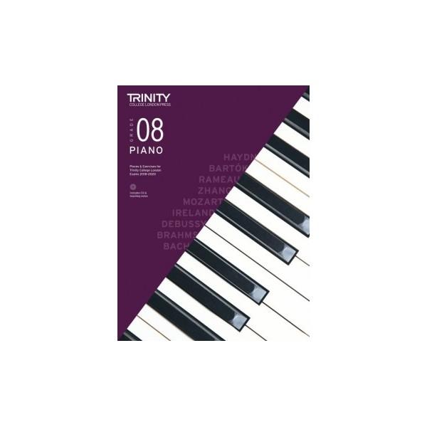 Trinity Piano Exam Pieces 2018–2020, Grade 7 (Seven), with CD
