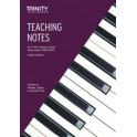 Trinity Teaching Notes for Piano Exam Pieces 2018-2020, Initial - Grade 8