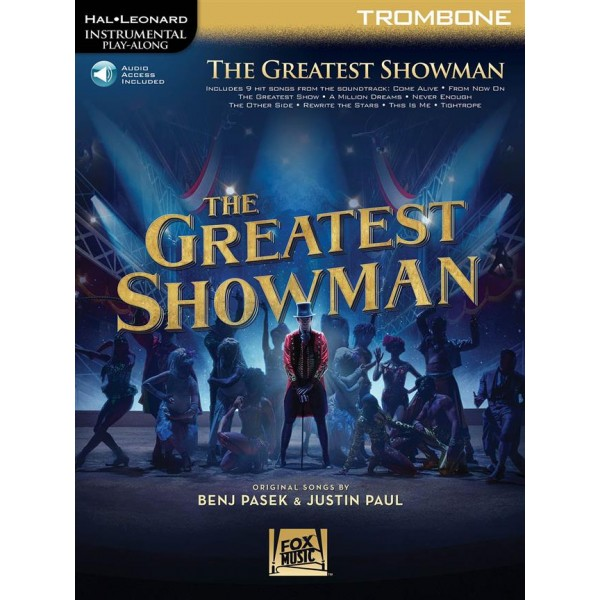 The Greatest Showman (Trombone)