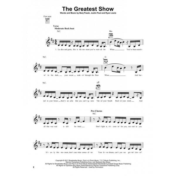 The Greatest Showman (Ukulele)