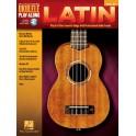 Hal Leonard Ukulele Play-Along Volume 37: Latin -