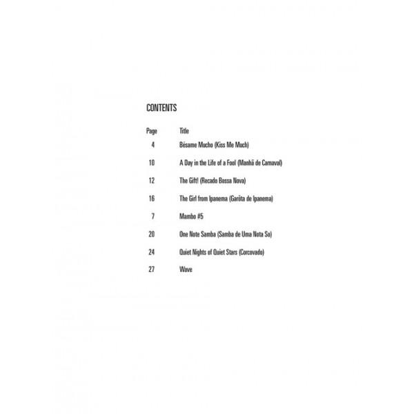 Ukulele Play Along Vol 37 Latin