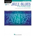 Jazz Blues Favorites - Alto Saxophone