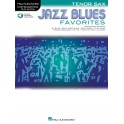 Jazz Blues Favorites (Tenor Saxophone)