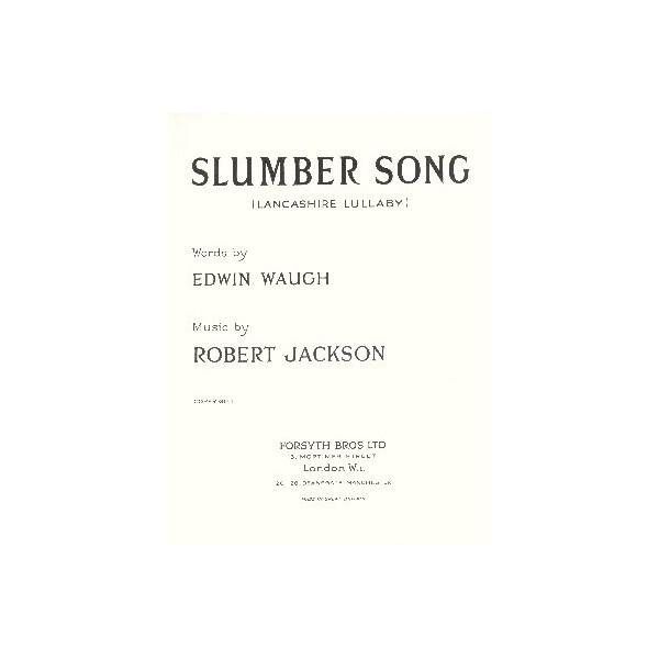Slumber Song - Jackson, Robert