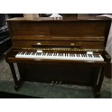 May Berlin Upright Piano in Walnut Polyester (pre-owned)
