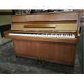 SOLD - Yamaha M1J Upright Piano in Teak Satin (pre-owned)