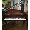 SOLD: Opus 157 QRS PNOmation3 Self-playing Grand Piano in Mahogany Polyester (Pre-owned)