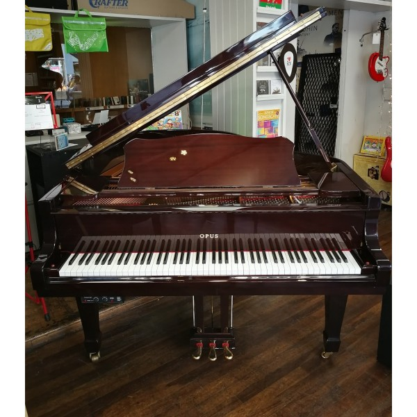 OPUS 157 Self-playing Grand Piano in Mahogany Polyester (Pre-owned)