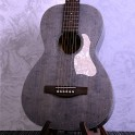 Art and Lutherie Roadhouse Parlour Acoustic Guitar Denim