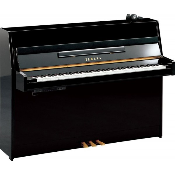 Yamaha B1 Upright Piano with Silent System SC2