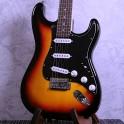 Aria STG003 Strat Style Electric Guitar Sunburst