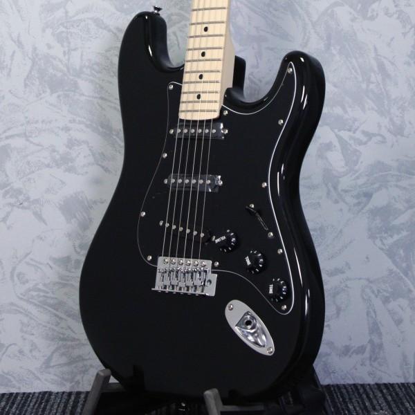 Aria STG003 Strat Style Electric Guitar Black