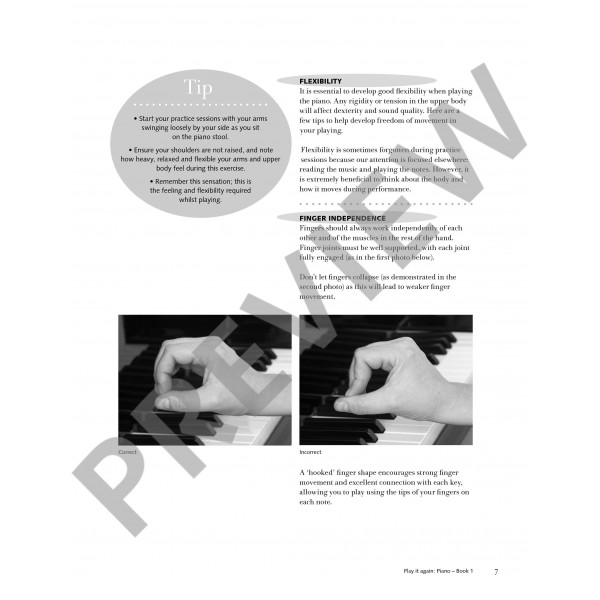Spanswick, Melanie - Play it again: Piano, Book 1