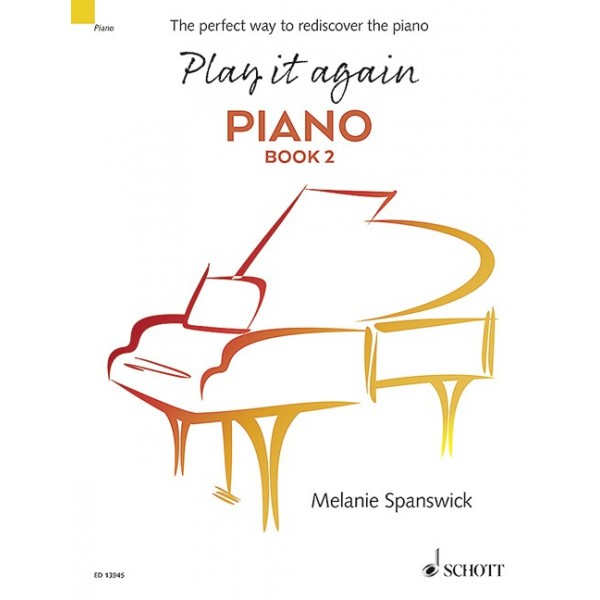 Spanswick, Melanie - Play it again: Piano, Book 2