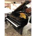 RESERVED: Opus 175  Grand Piano in Black Polyester (Pre-owned)
