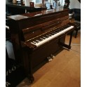 Yamaha B2 Walnut Polyester with Silent System SC2