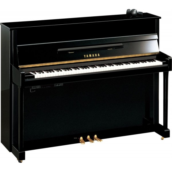 Yamaha B2 Black Polyester with Silent System SC2