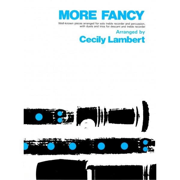More Fancy - Lambert, Cecily