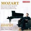 Mozart - Piano Concertos, Vol. 3 (Bavouzet)